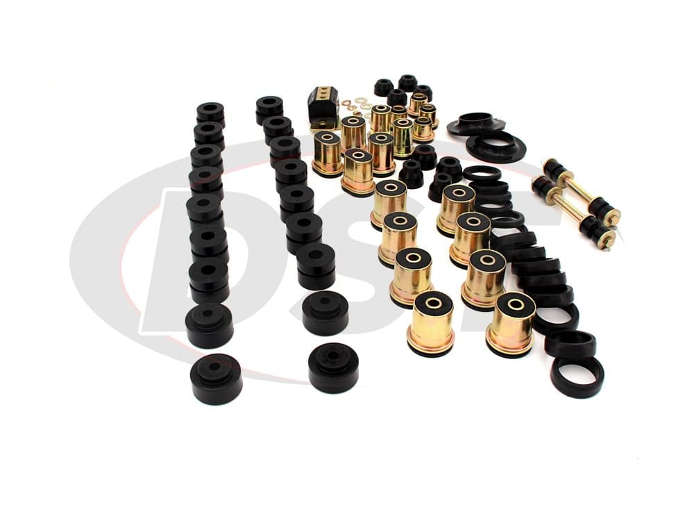 3.18113 Complete Suspension Bushing Kit - Chevrolet Models 68-72
