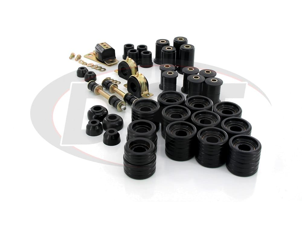 3.18126 Complete Suspension Bushing Kit - Suburban C1500/C2500