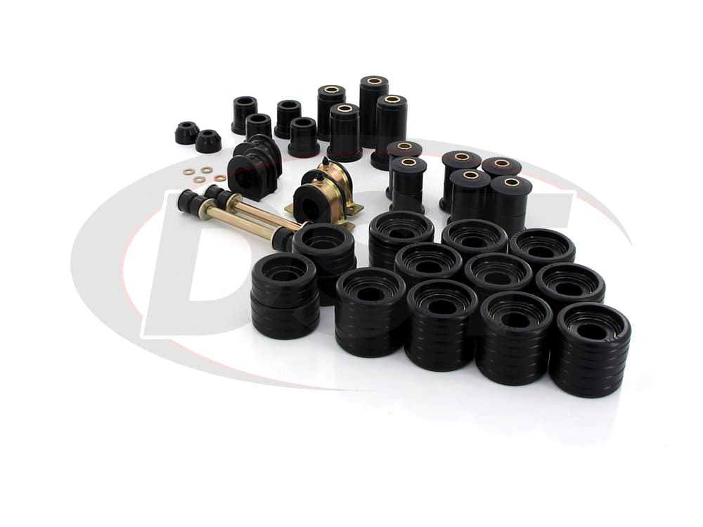 3.18127 Complete Suspension Bushing Kit - Suburban K1500/K2500 92-97
