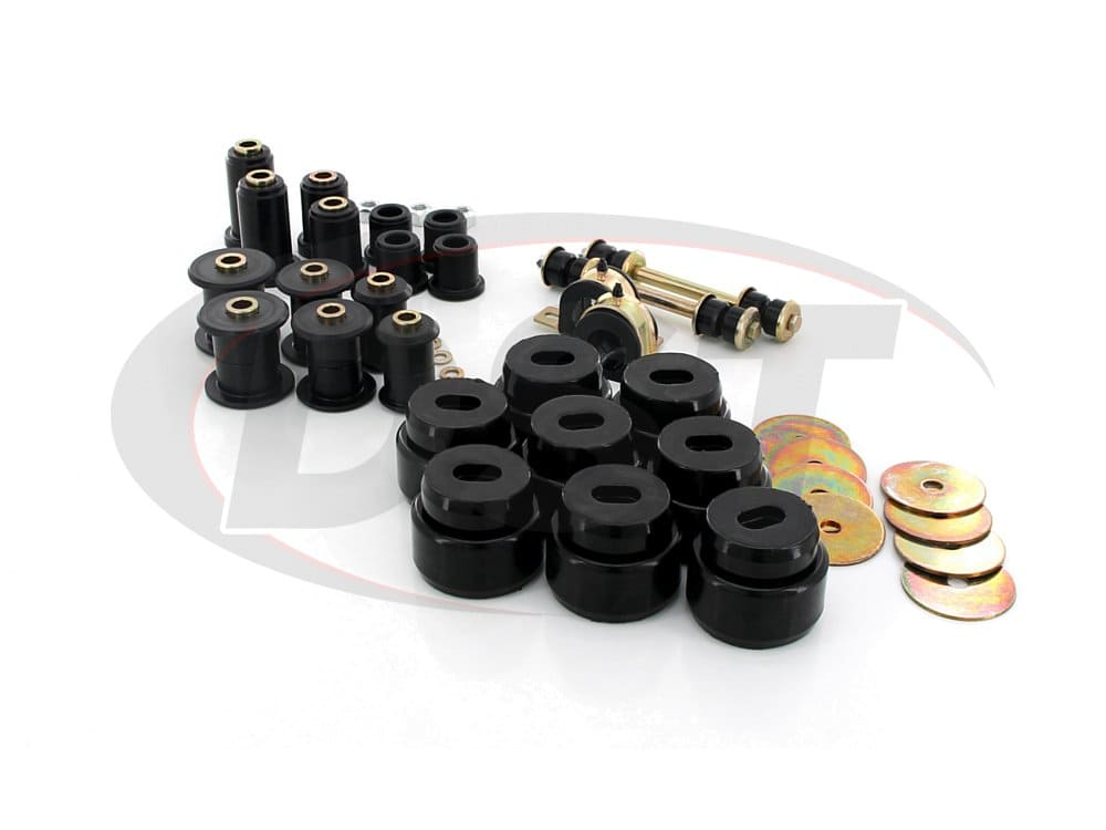 3.18128 Complete Suspension Bushing Kit - Silverado and Sierra 2500 01-06