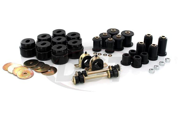 Complete Suspension Bushing Kit - Silverado and Sierra 2500 01-06