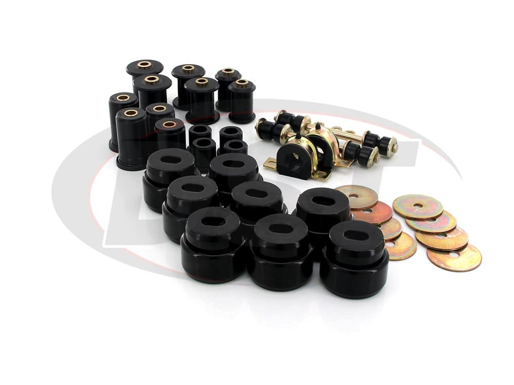 3.18129 Complete Suspension Bushing Kit - Chevrolet Silverado 1500 99-06 - 2WD