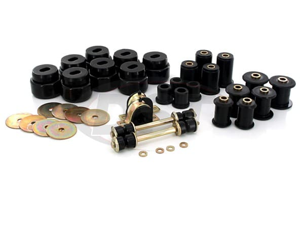 Complete Suspension Bushing Kit - Chevrolet Silverado 1500 99-06 - 2WD