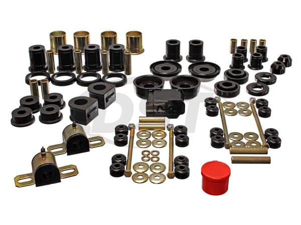 Complete Suspension Bushing Kit - Chevrolet Camaro and Pontiac Firebird/Trans Am 93-02