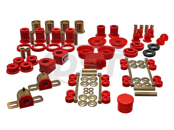 3.18130 Complete Suspension Bushing Kit - Chevrolet Camaro and Pontiac Firebird/Trans Am 93-02