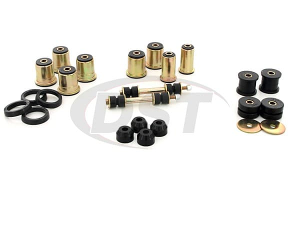 Complete Suspension Bushing Kit - Chevrolet Camaro and Pontiac Firebird/Trans Am 82-92