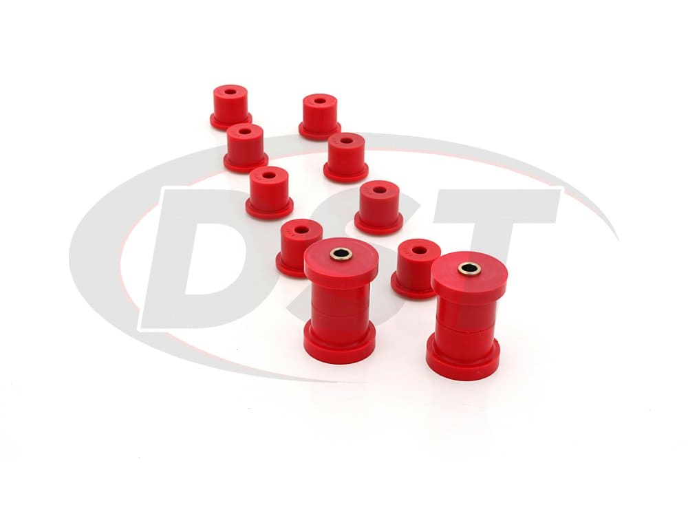 3.2101 Rear Leaf Spring Bushings - Mono Leaf
