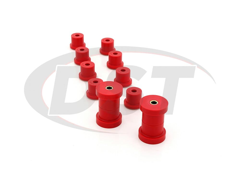 3.2102 Rear Leaf Spring Bushings - Multi Leaf