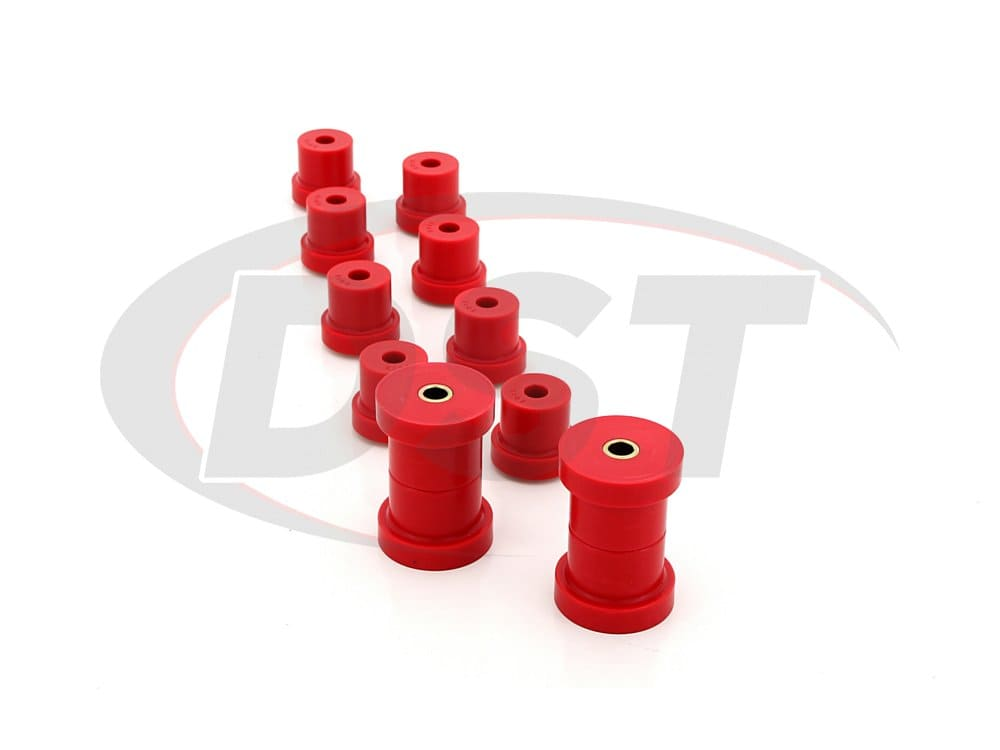 3.2103 Rear Leaf Spring Bushings - Multi Leaf