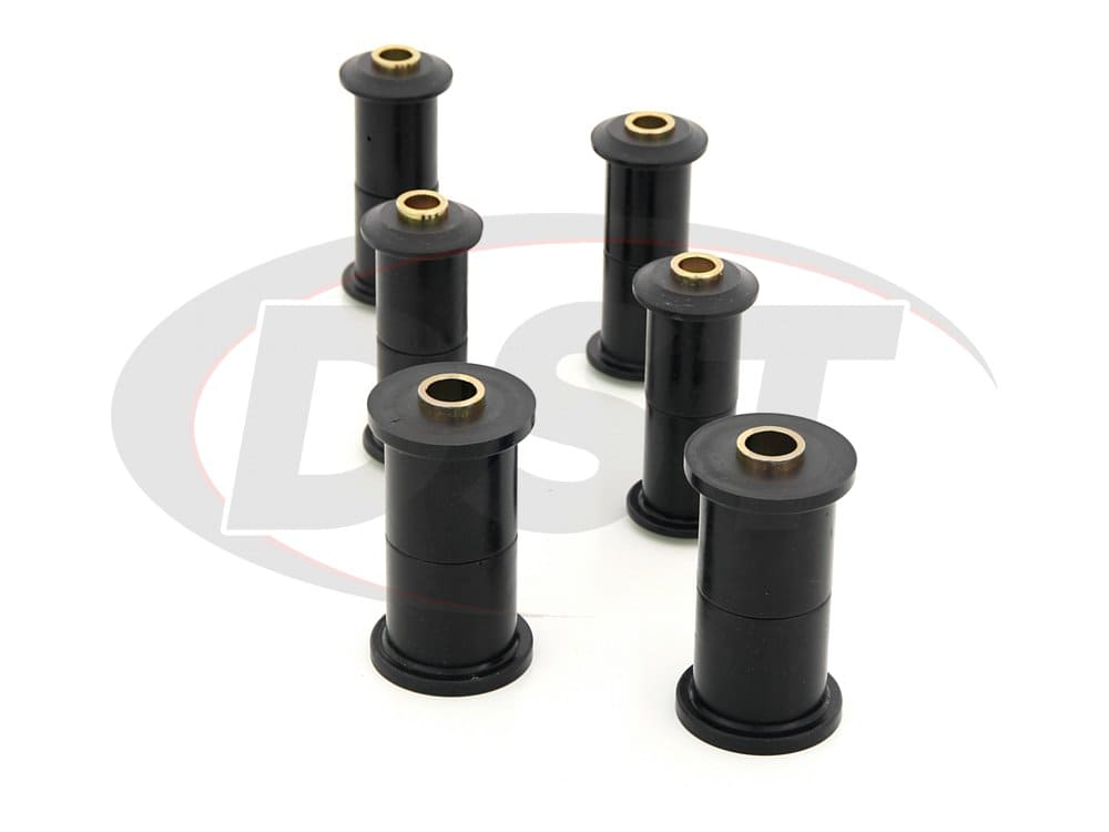 3.2105 Front Leaf Spring Bushings - for use w/ Stock Springs