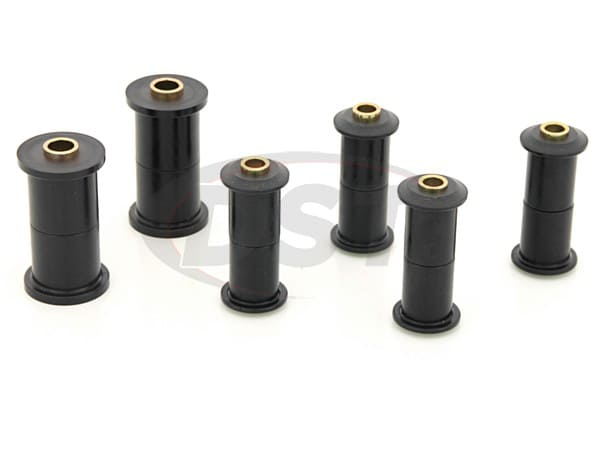 Front Leaf Spring Bushings - for use w/ Stock Springs