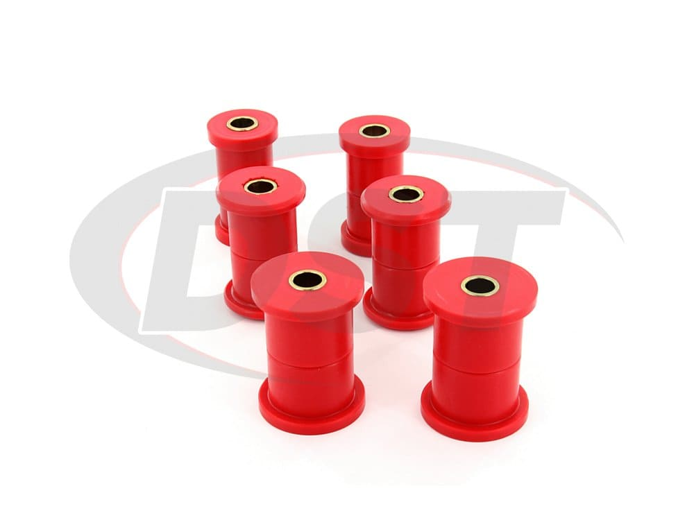 3.2113 Rear Leaf Spring Bushings - 1.75 Inch Main Eye - 1-3/8 Inch Frame Shackle