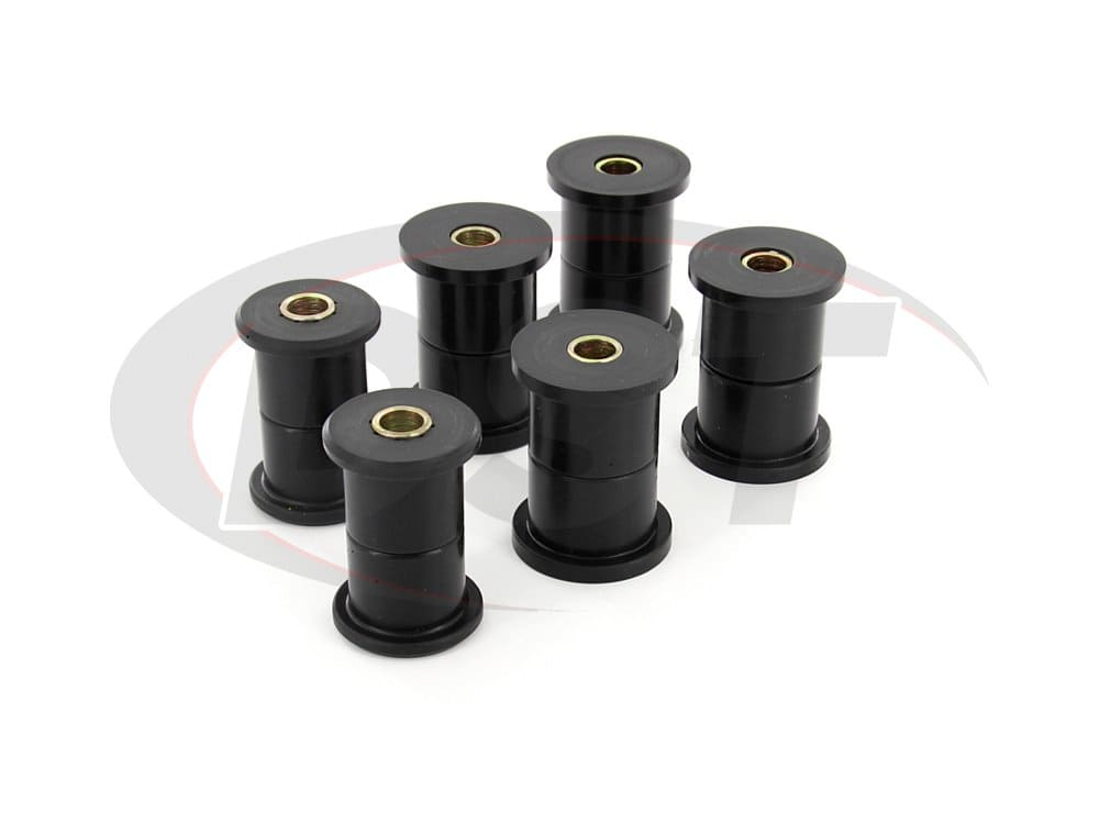 3.2116 Rear Leaf Spring Bushings - 3950 lb Axle Rating - 1.5 Inch Frame Shackle Bushing