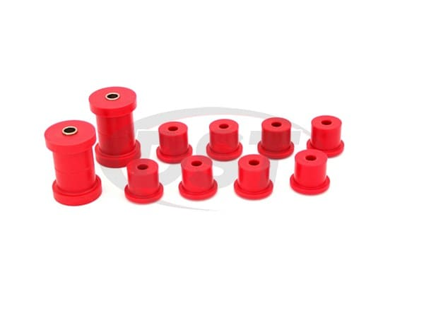 3.2122 Leaf Spring Bushings - Mono Leaf