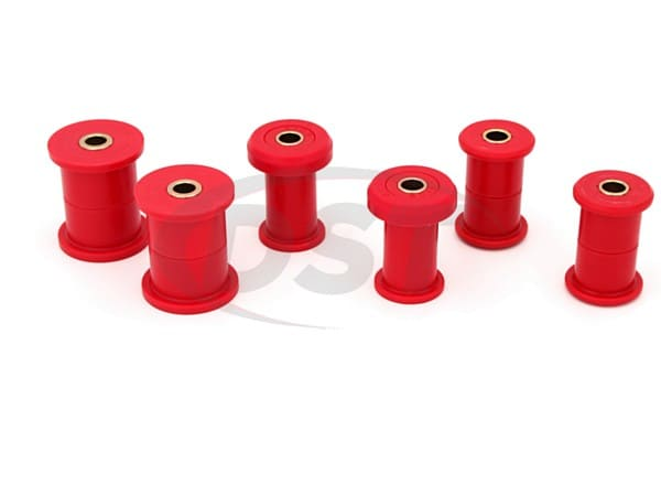 3.2142 Rear Leaf Spring Bushings - 2 1/2 Inch main eye O.D.