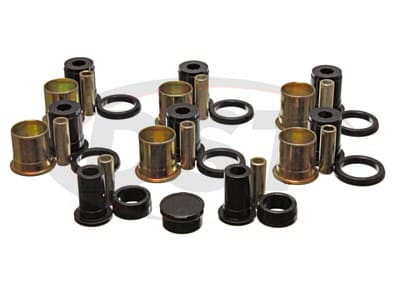 Energy Suspension Control Arm Bushings for Skylark, Special, Chevelle, El Camino, Malibu, 442, Cutlass, F85, GTO, LeMans, Tempest