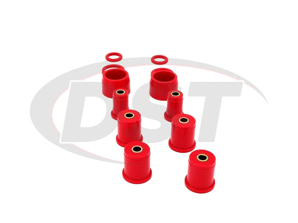 3.3148 Rear Control Arm Bushings / With single upper control arm
