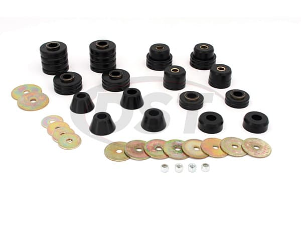 Body Mount Bushings and Radiator Support Bushings - Blazer