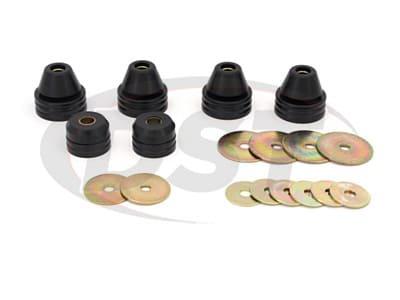 Energy Suspension Body Mounts for C10, C10 Pickup