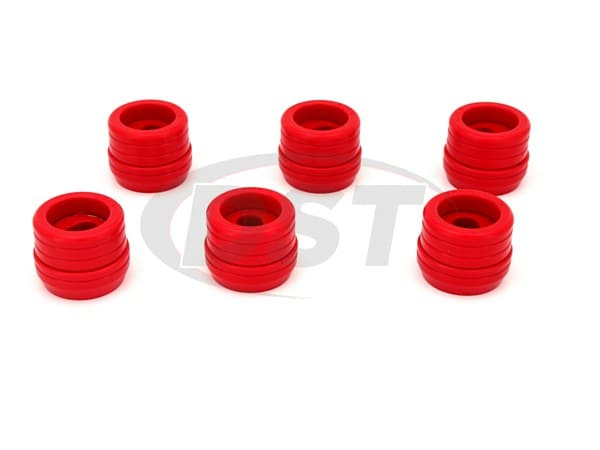 3.4116 Body Mount Bushings Kit - Standard Cab