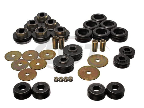 Body Mount Bushings Kit - Blazer Only