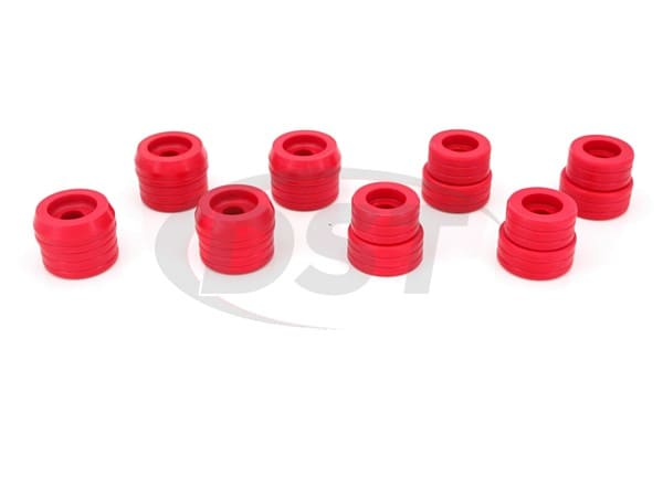 3.4131 Body Mount Bushings and Radiator Support Bushings - Extended Cab
