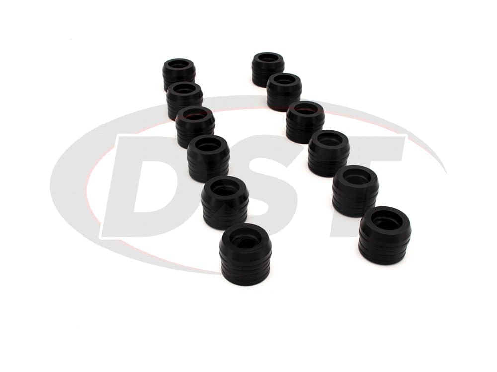 3.4132 Body Mount Bushings and Radiator Support Bushings