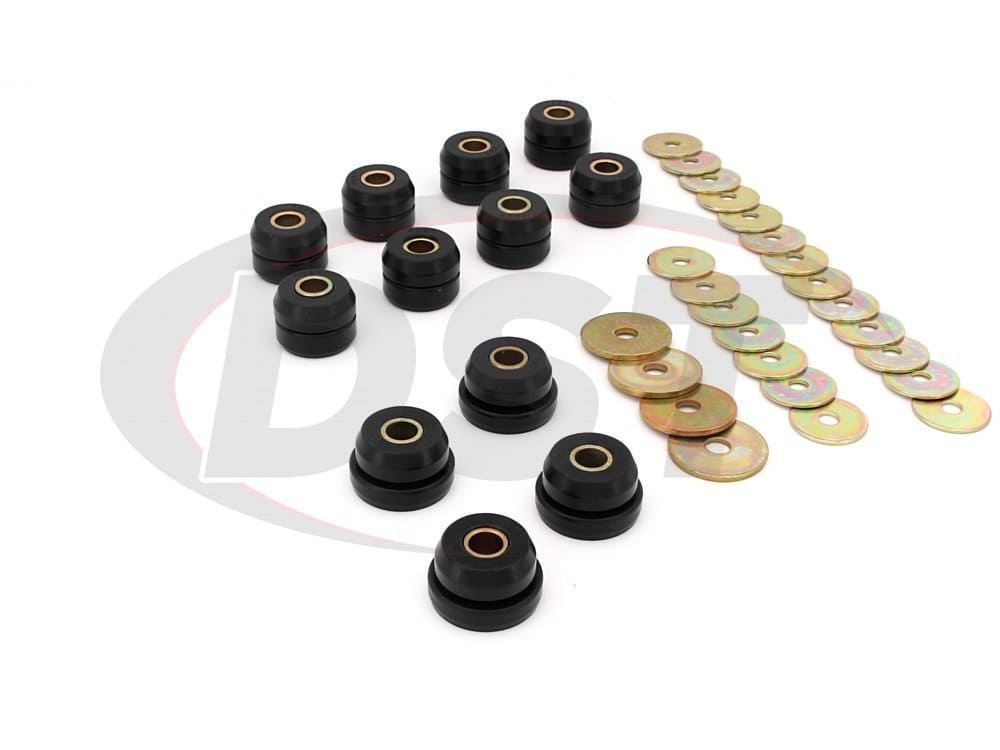 3.4135 Body Mount Bushings