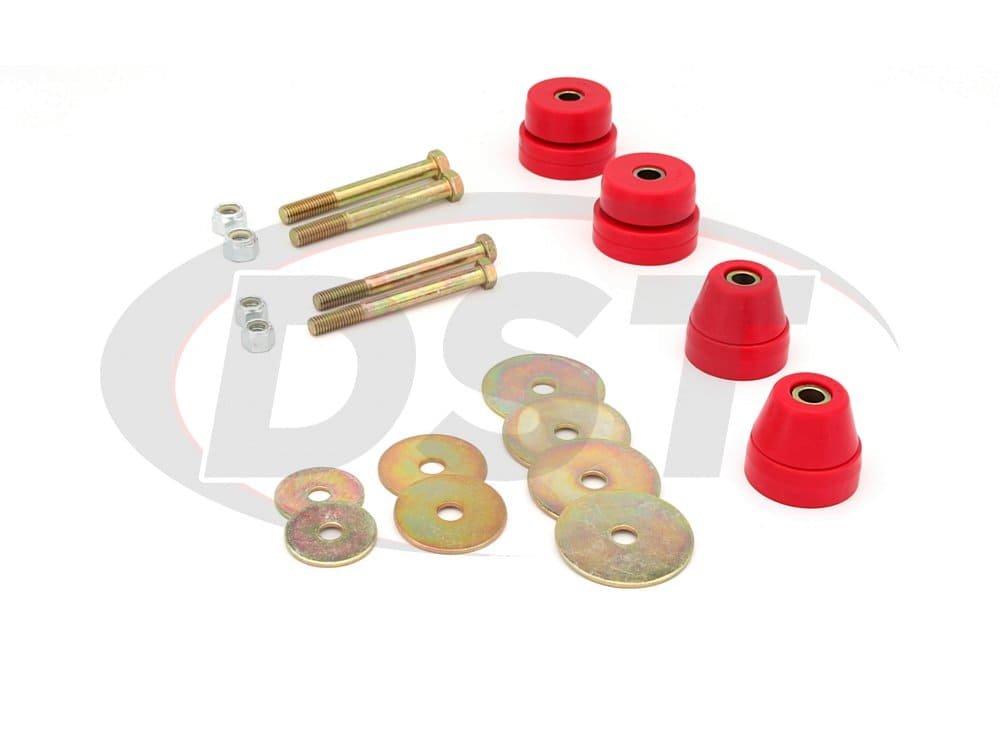 3.4137 Body Mount Bushings Kit