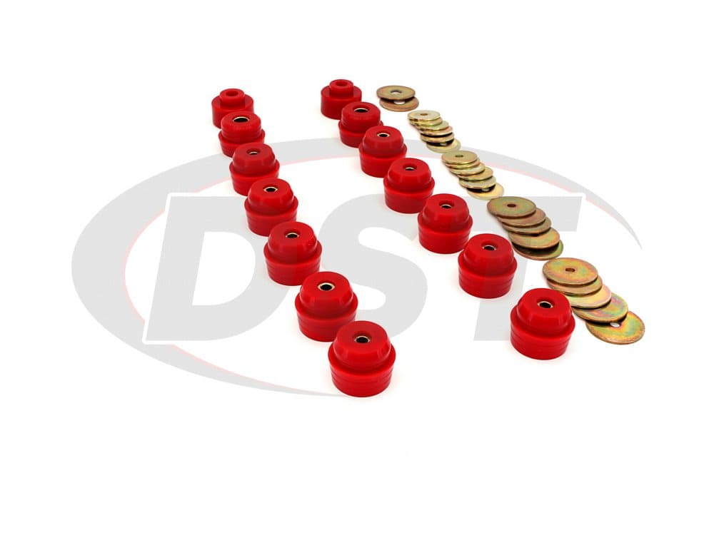 3.4141 Body Mount Bushings Buick / Chevrolet / Olds / Pontiac