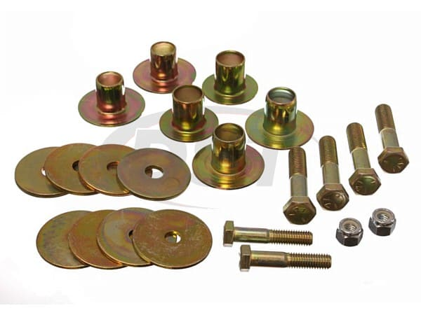 3.4143 Body Mount Hardware Kit
