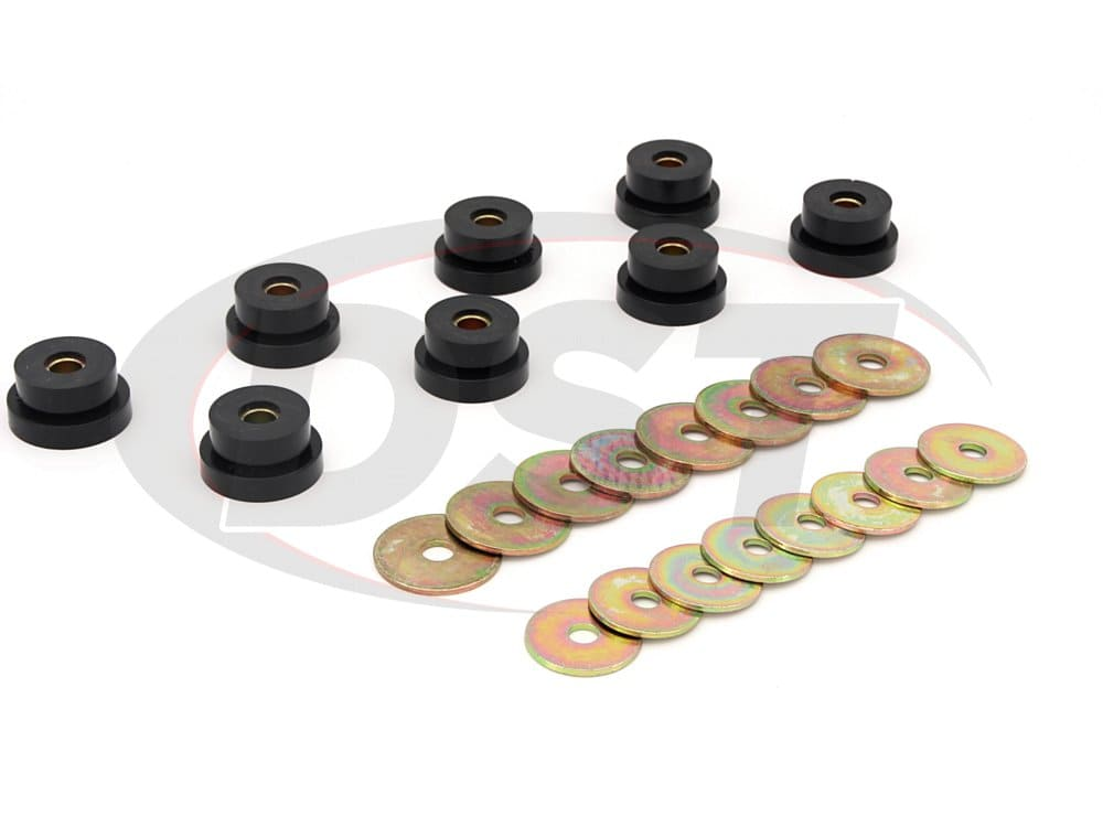 3.4152 Body Mount Bushings - Convertible Only