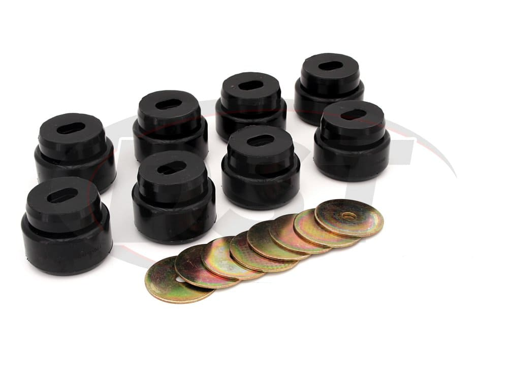 3.4162 Body Mount Bushings