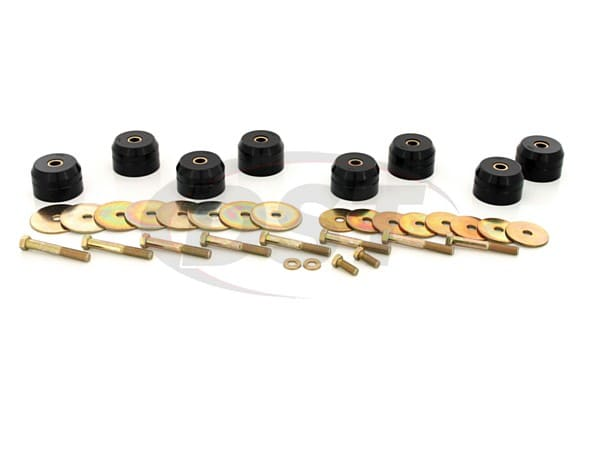 Body Mount Bushings Kit - Hardtop