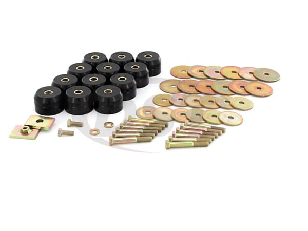 Body Mount Bushings Kit - Convertible