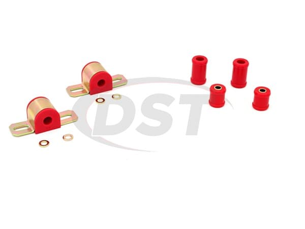 3.5104 Rear Sway Bar Bushings - 15.87mm (5/8 Inch) - 2 Bolt Style