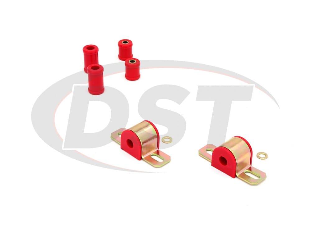3.5104 Rear Sway Bar Bushings - 15.87mm (5/8 Inch) - 2 Bolt Style