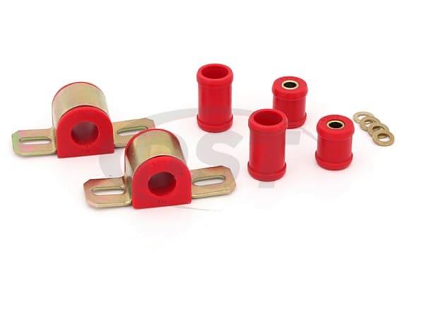 3.5105 Rear Sway Bar Bushings - 22.22mm (7/8 Inch) - 2 Bolt Style