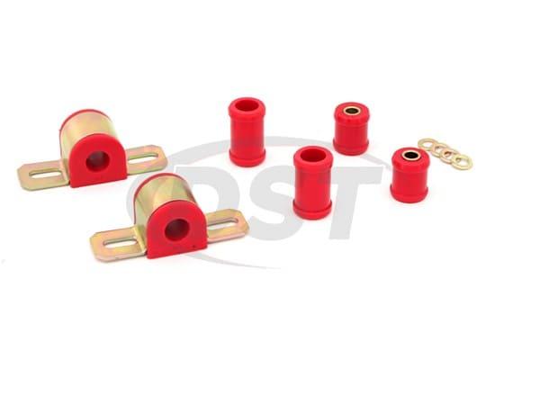 3.5106 Rear Sway Bar Bushings - 19.04mm (3/4 Inch) - 2 Bolt Style
