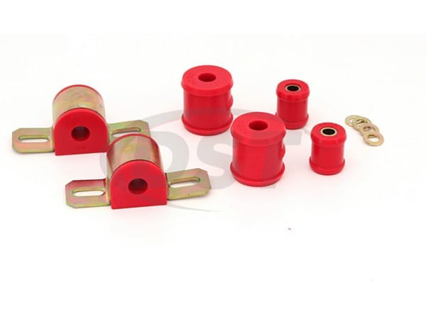 3.5107 Rear Sway Bar Bushings - 15.87mm (5/8 Inch) - 1 Bolt Style