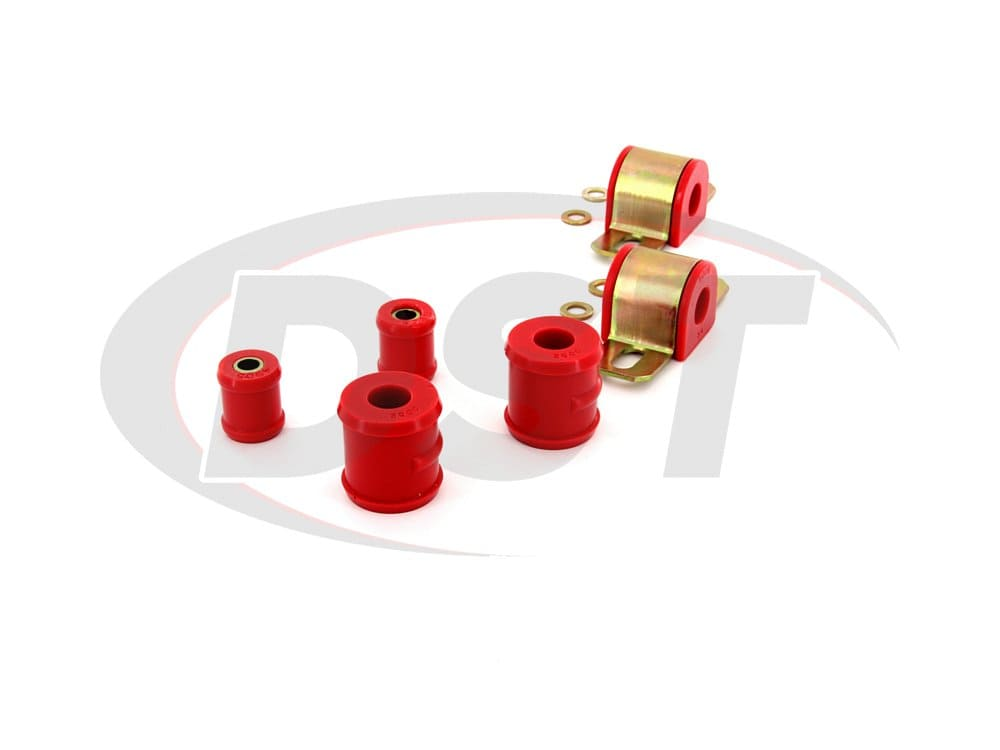 3.5109 Rear Sway Bar Bushings - 19.04mm (3/4 Inch) - 1 Bolt Style
