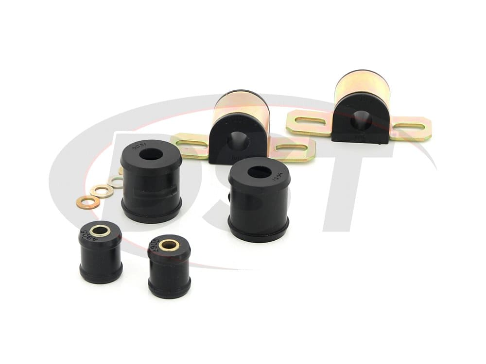 3.5110 Rear Sway Bar Bushings - 17.46mm  (11/16 Inch) - 1 Bolt Style