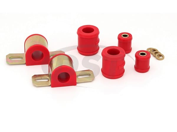 3.5112 Rear Sway Bar Bushings - 23.81mm  (15/16 Inch) - 1 Bolt Style