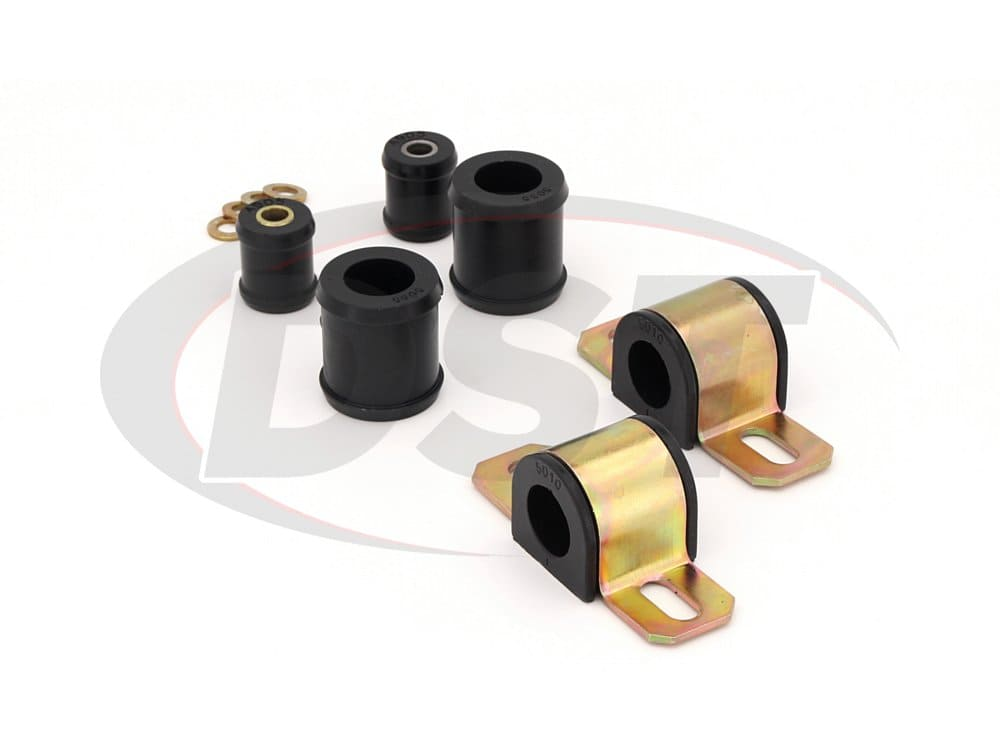 3.5113 Rear Sway Bar Bushings - 25.4mm (1 Inch) - 1 Bolt Style