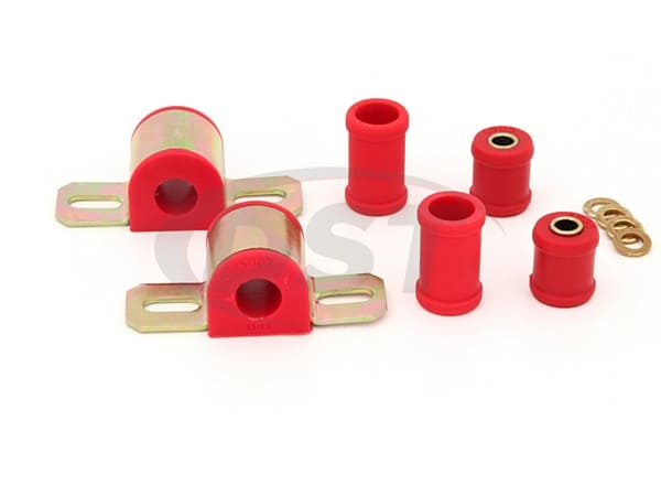 3.5123 Rear Sway Bar and End Link Bushings - 20.63mm (13/16  Inch) - 1 Bolt Clamp Style