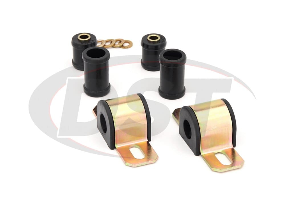 3.5123 Rear Sway Bar and End Link Bushings - 20.63mm (13/16  Inch) - 2 Bolt Clamp Style