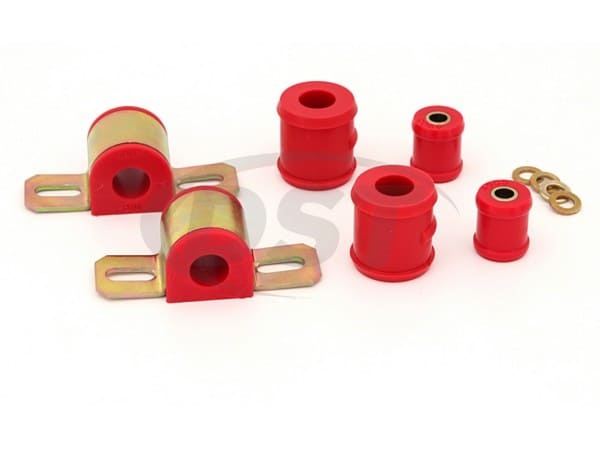 3.5124 Rear Sway Bar and End Link Bushings - 20.63mm (13/16 Inch) - 1 Bolt Clamp Style