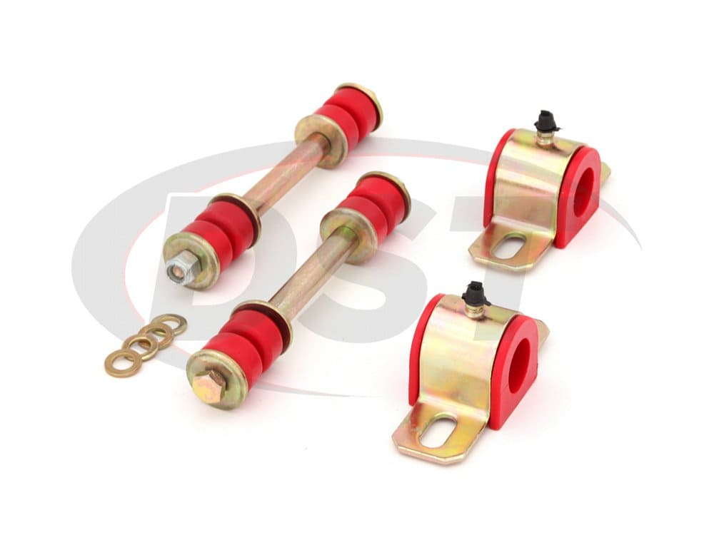 3.5126 Front Sway Bar Bushings - 25.4mm (1 Inch)