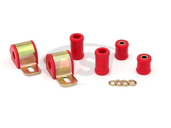 3.5165 Rear Sway Bar Bushings - 17.46mm (11/16 Inch) - 2 bolt style