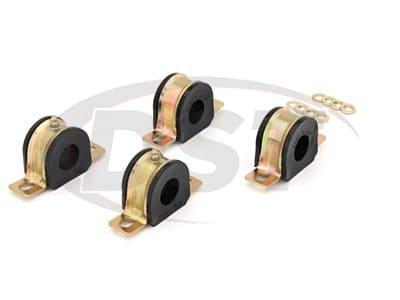 Energy Suspension Sway Bar Bushings for C10, C10 Pickup, C10 Suburban, C20 Suburban, K5 Blazer, R10 Suburban, R1500 Suburban, R20 Suburban, R2500 Suburban